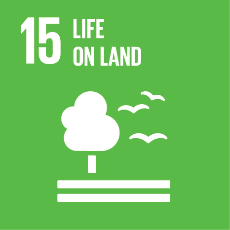 Sustainable development goal #15: Life on Land